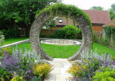 010 Moongate Garden After 5
