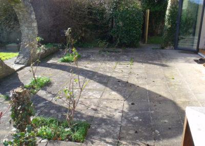 04 Moongate Garden Before 3