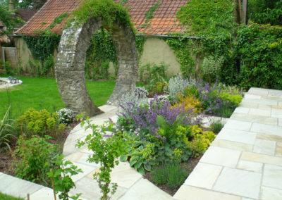 08 Moongate Garden After 3
