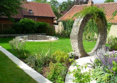 09 Moongate Garden After 4