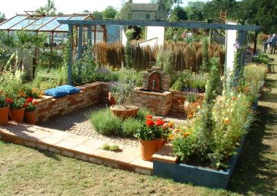 Show Garden - Mediterranean Dream