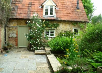 01 Courtyard-Garden Before 1